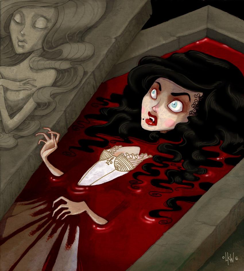 Carmilla Lesbian Vampire 89