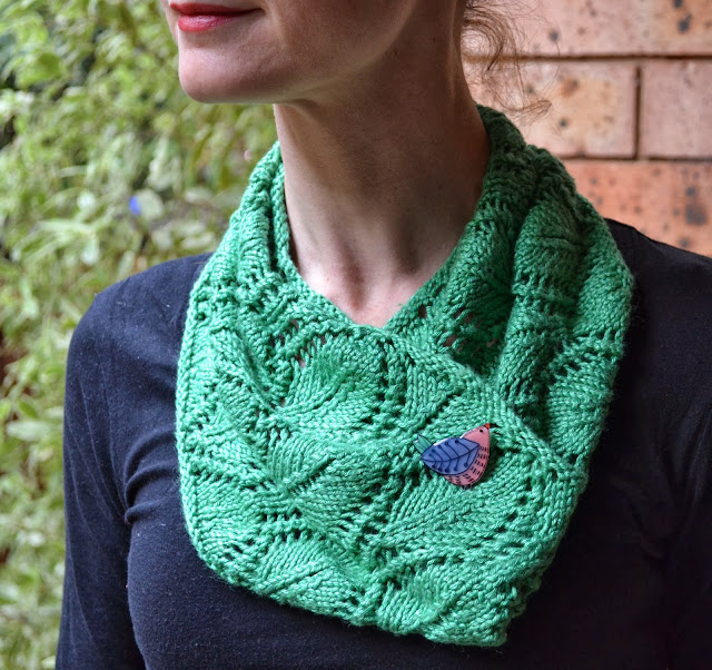 Pinned Cowl
