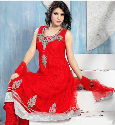 Designer Wedding Wear Salwar Suit