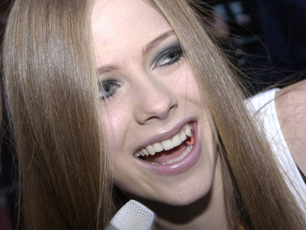 pic of Avril Lavigne