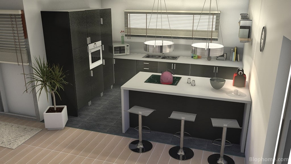 Notre auto construction passive maison ossature bois m for Logiciel salon 3d