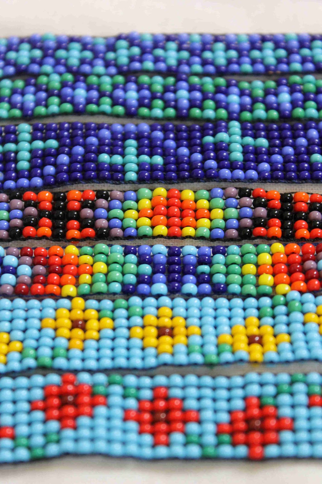 st itch bead loom bracelets an easy introduction to