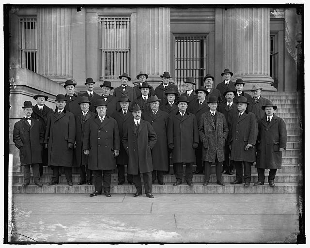 SECRET SERVICE AGENTS, APPROX 1915