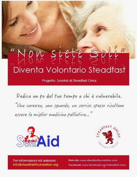 Volontari per progetto SoniAid