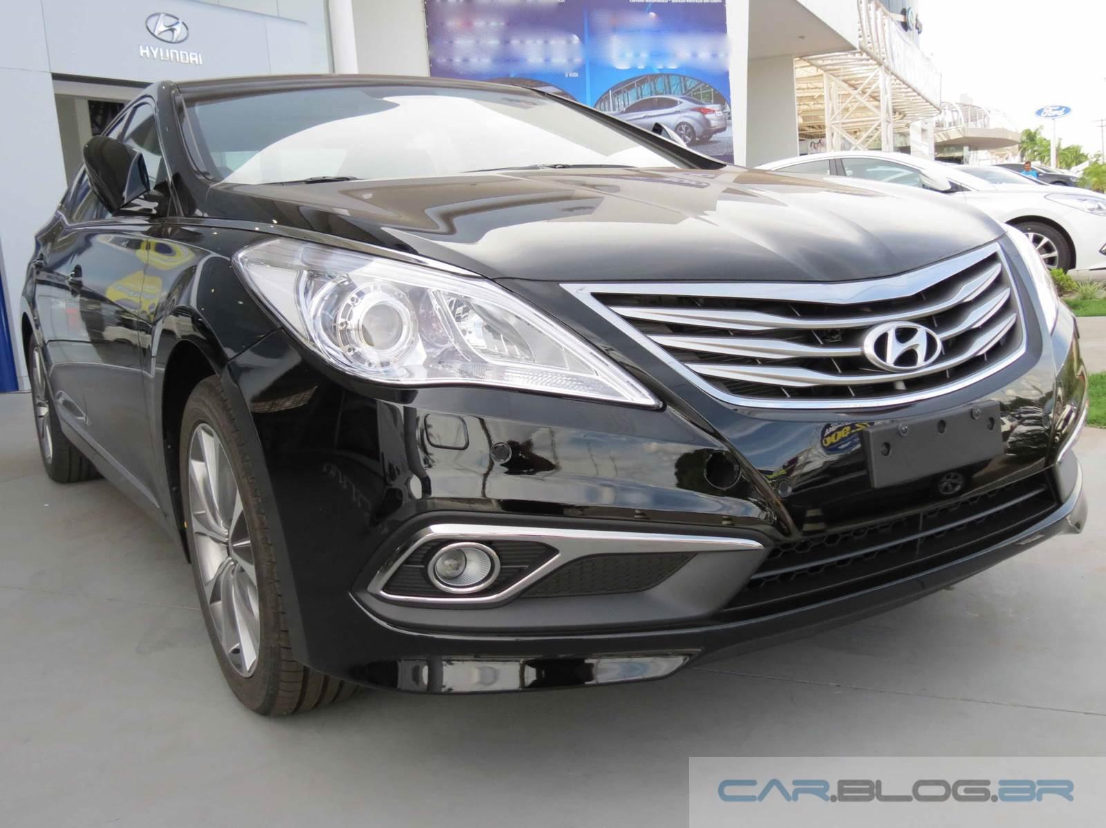 Novo Hyundai Azera 2015 Pre 231 O Especifica 231 245 Es E Consumo
