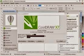 CorelDraw Graphics Suite X7 Full Keygen