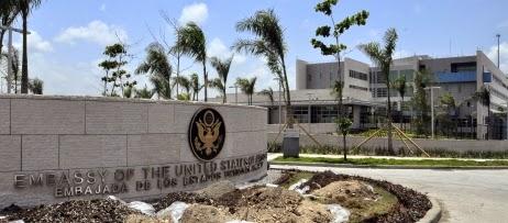 Suben precios de visado en la Embajada de EEUU