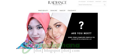 are you next ? by radiance signature