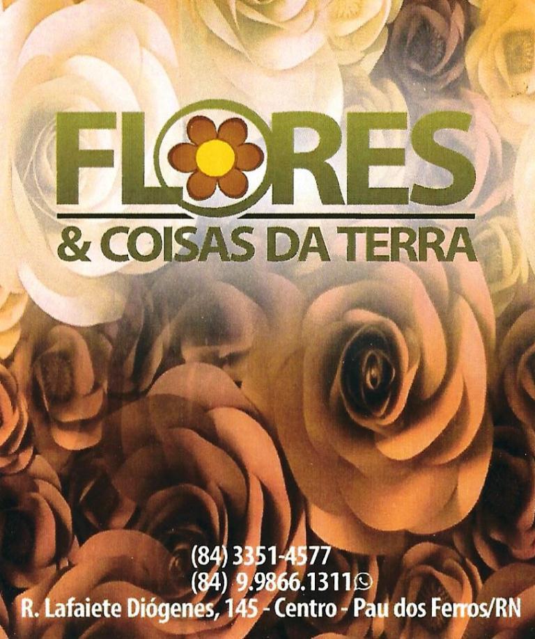 FLORES & COISAS TERRA