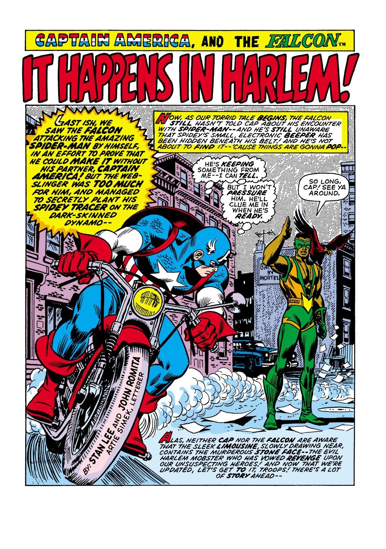 Captain America (1968) Issue #138 #52 - English 2