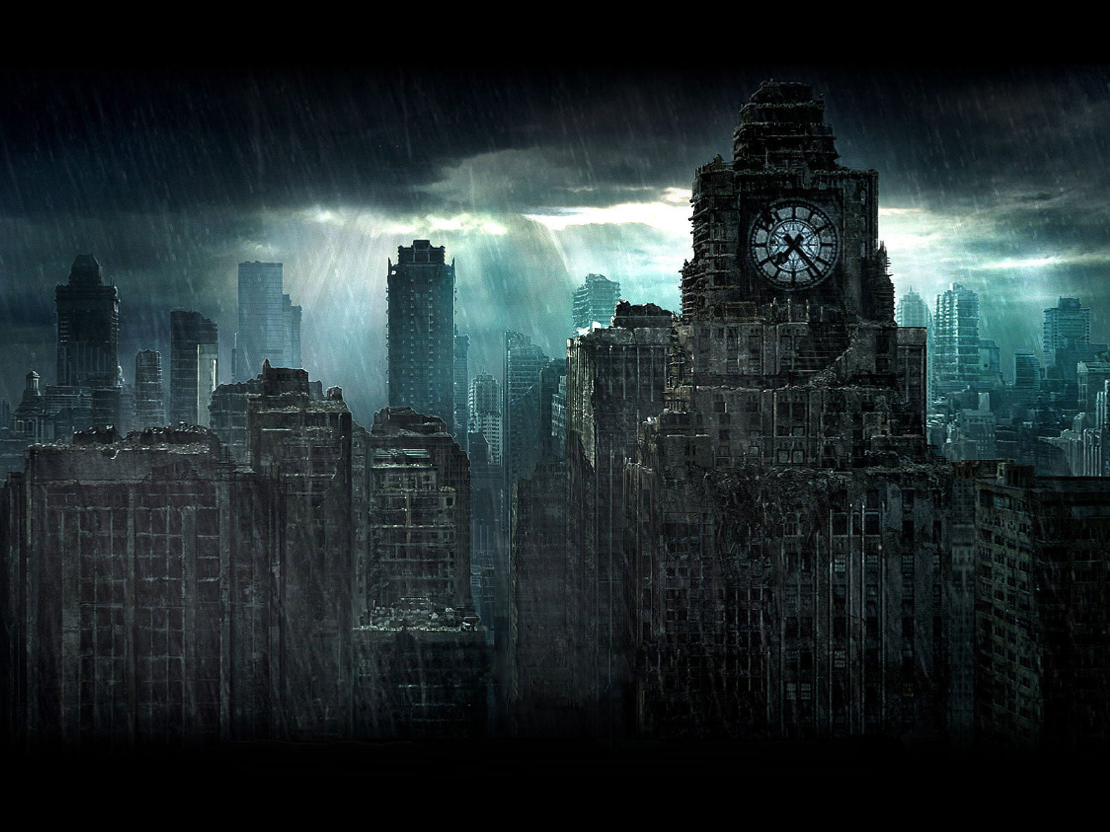 apocalyptic city wallpaper - photo #19