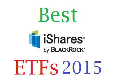 Top iShares ETFs 2015