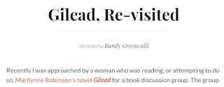 Randy Greenwald's review on Gilead