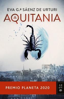 Aquitania, Eva García Sáenz de Urturi