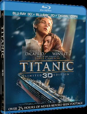 Titanic (1997) 1080p Blu-ray 3D H-SBS Dual Español Latino-Inglés