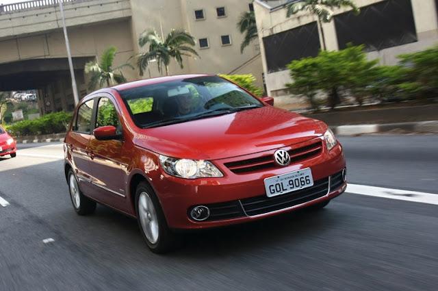 Volkswagen Gol selling