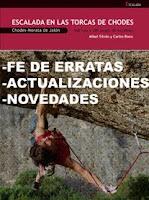 GUIA ESCALADA CHODES-MORATA DE JALON