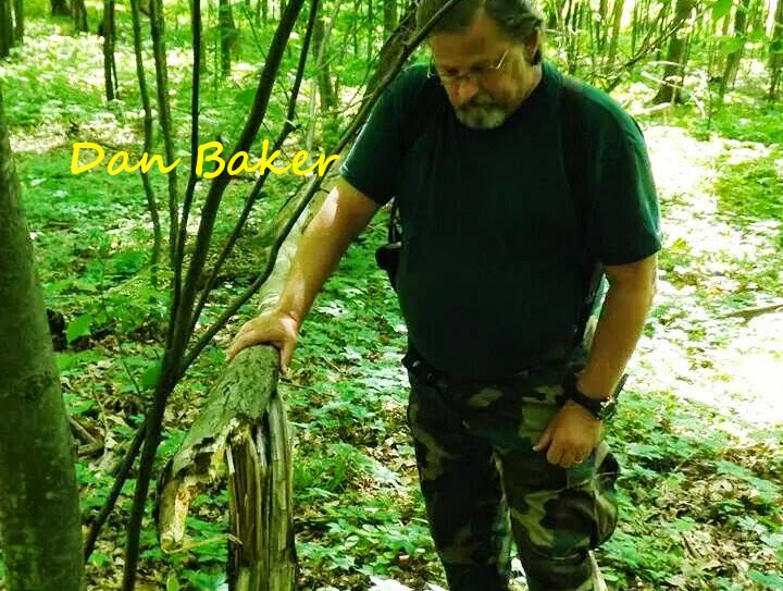Bigfoot researcher