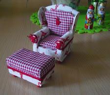 Der Sessel...