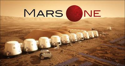 Mars One 2013