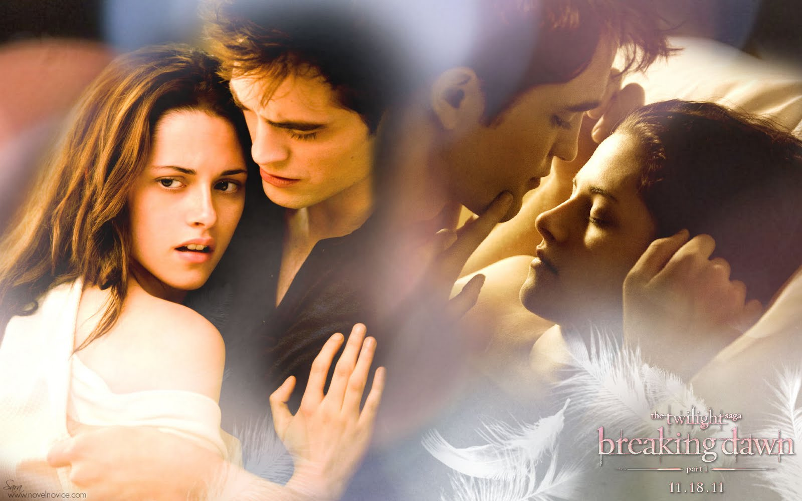 Twilight breaking dawn movie trailer wallpapers and reviews - Twilight breaking dawn wallpaper ...
