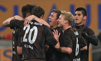 MSV Duisburg 0 : 1 St. Pauli