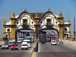 Puente Valentín Alsina -- Buenos Aires - Lanús.