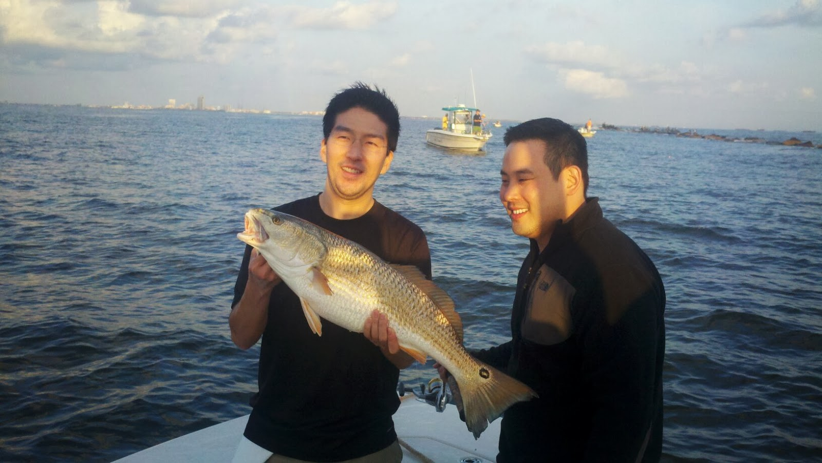 Galveston fishing report galveston fishing charter company for Fishing galveston tx