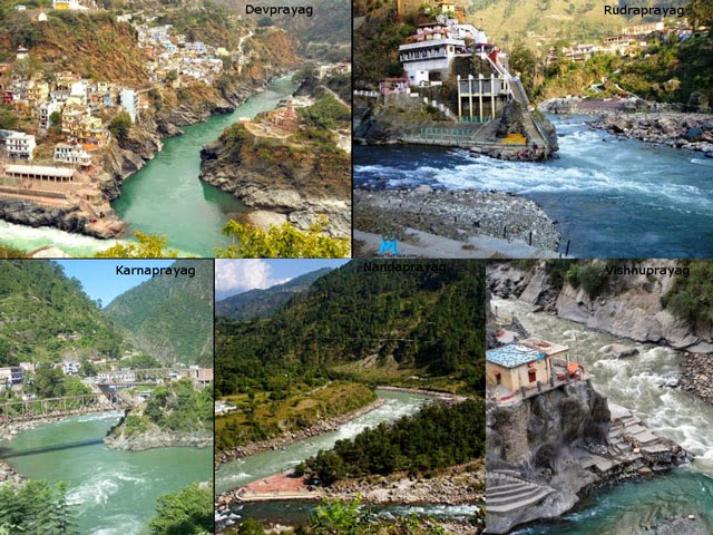 Panch Prayag - An expression in Hindu religious ethos