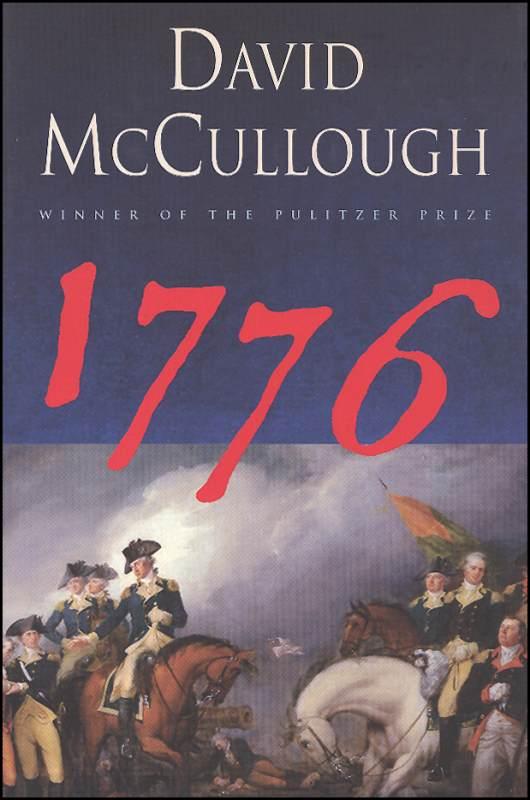 1776 by David McCullough (2005, CD, Abridged)