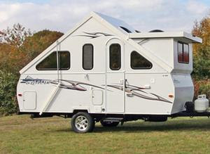 Coleman Evolution E Three Series Coleman Campers