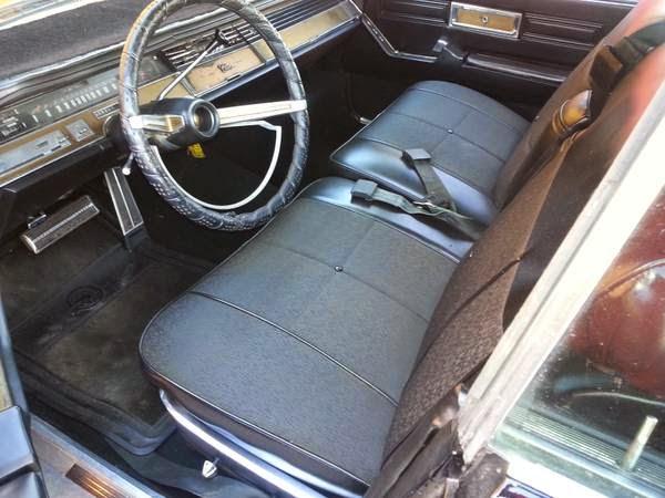 Garage Kept 1968 Chrysler Imperial Crown Auto Restorationice