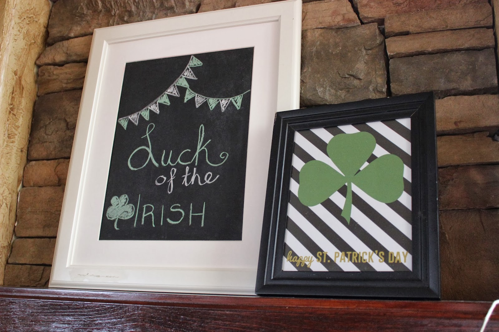 Tice's Tidbits: St. Patty's Day Decor