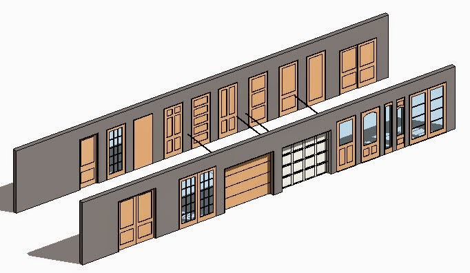 Delightful Revit 2016   New Door Content
