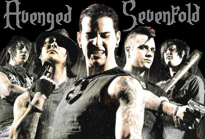avenged sevenfold logo. avenged. tjsdaname