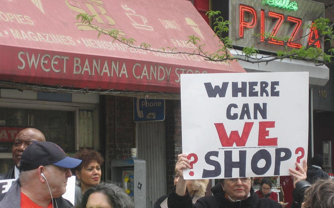Gentrification & the Poor