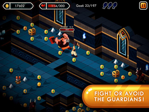 free Treasure Tower Sprint 1.0.1 APK (Android)