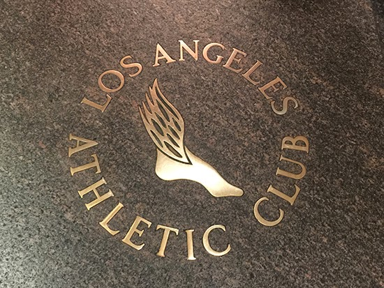 Los Angeles Athletic Club at Lady by Choice