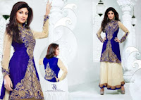 Shilpa Shetty's latest photoshoot in salwar kameez suits