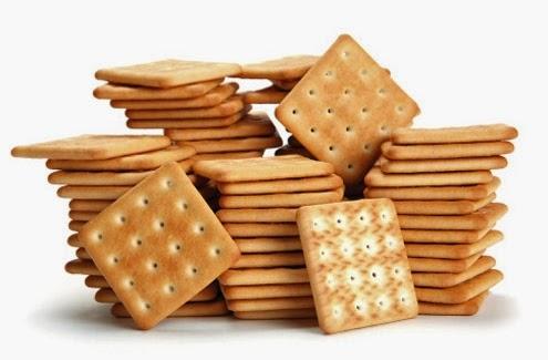 Biscoito-de-água-e-sal ou cream cracker