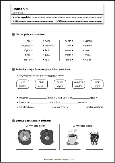http://www.primerodecarlos.com/TERCERO_PRIMARIA/octubre/Unidad3/fichas/lengua/lengua3.pdf