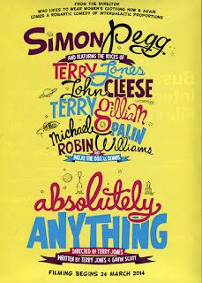 Absolutely Anything - Czego dusza zapragnie - 2015