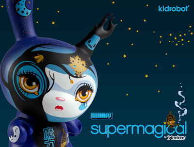 "Kidrobot - Supermagical 8"" Dunny by 64 Colors"