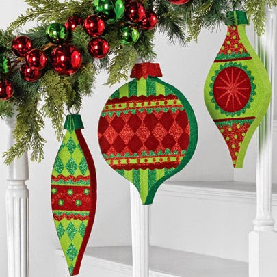 RAZ Large Paperboard Ornaments at Trendy Tree