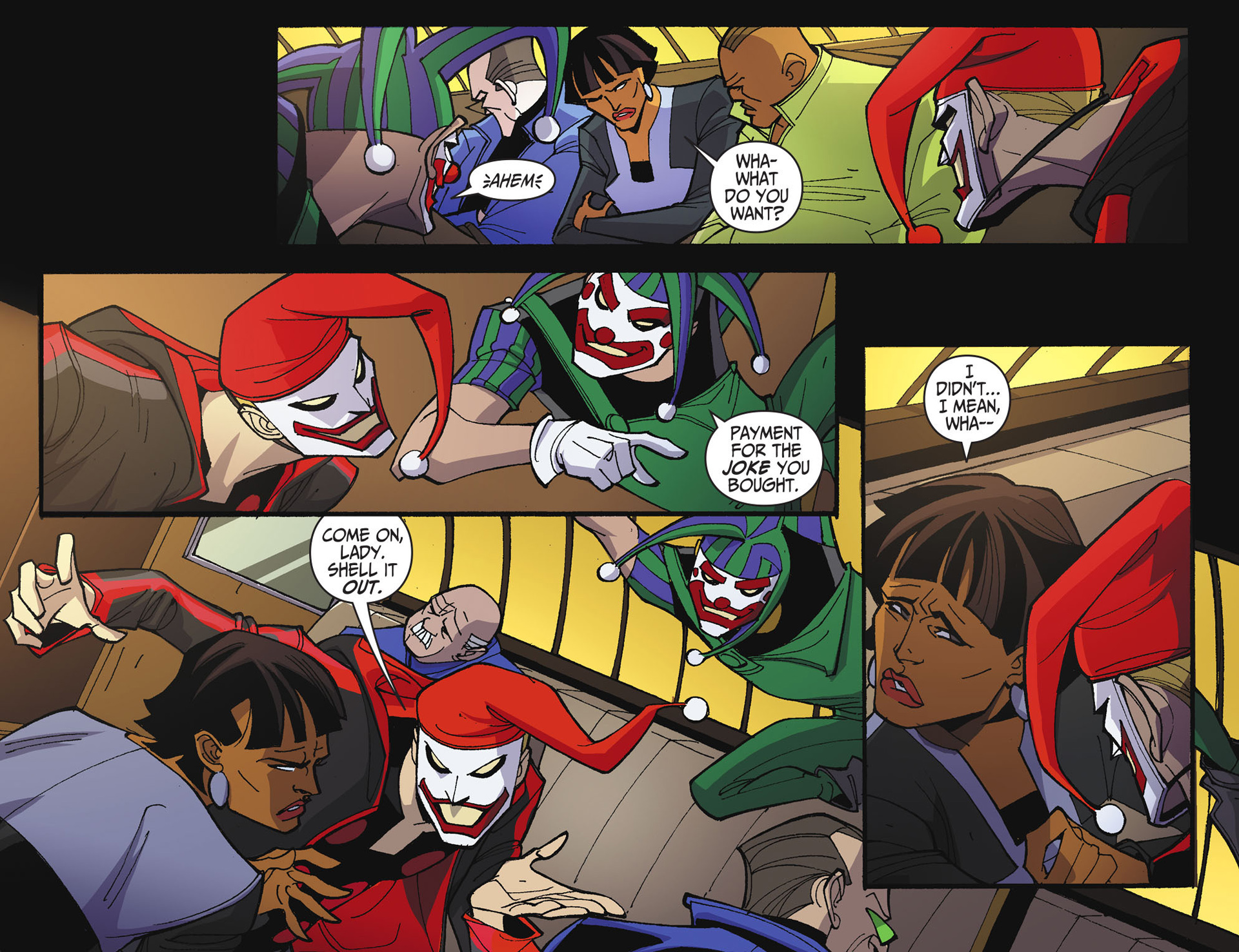Batman Beyond 2.0 #17 #24 - English 4