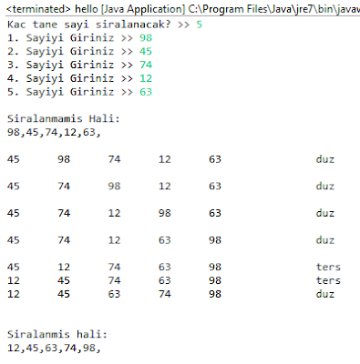 shaker sort algorithm Sorting applets sorting applet 1 this  the applet also steps through the code to the algorithm while it sorts the numbers,  -shaker sort-shell sort sorting.
