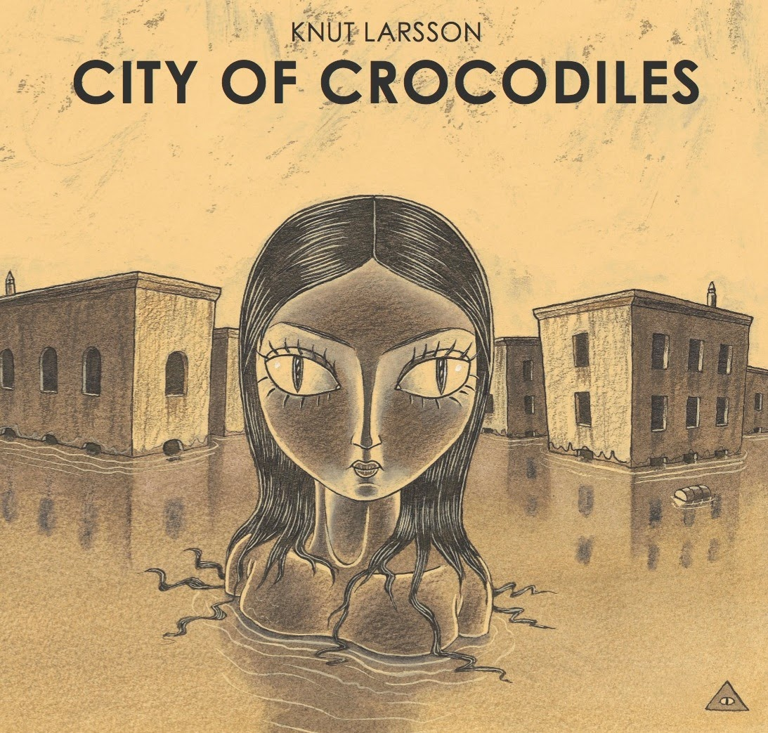 City of Crocodiles (UK edition)