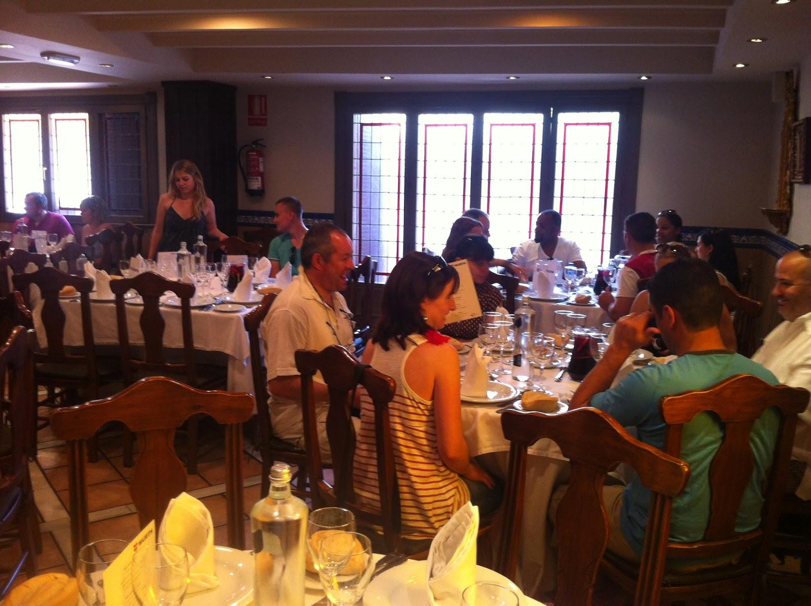 Restaurant El Cabildo Séville