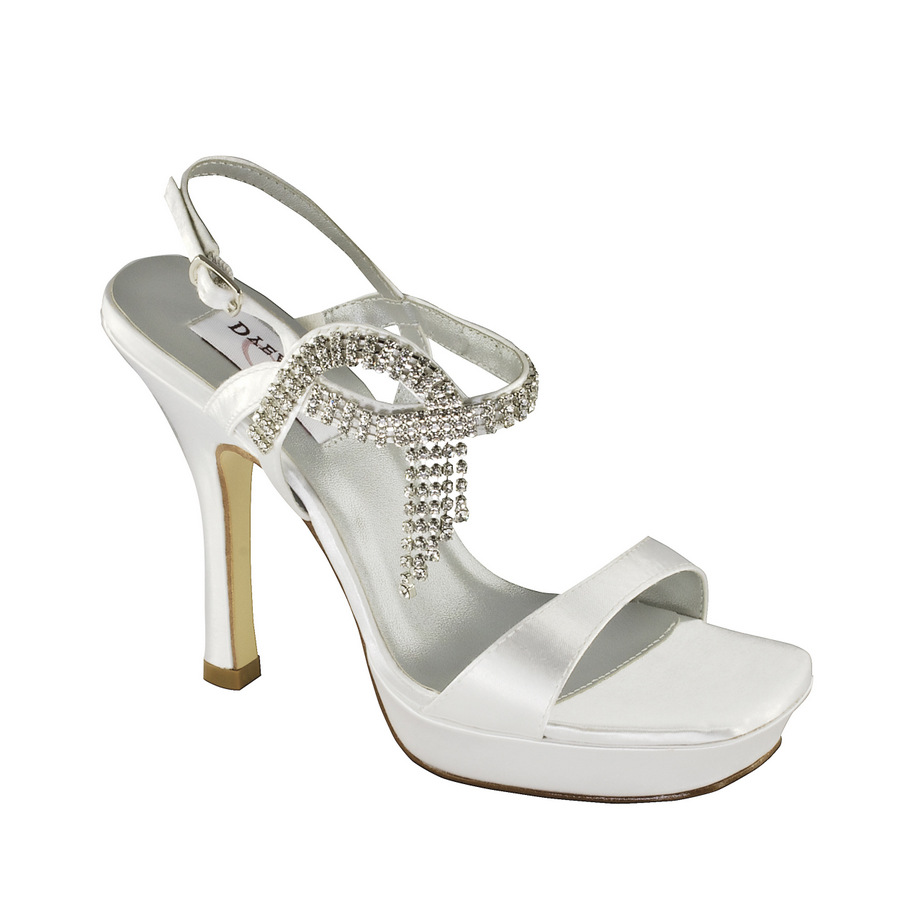 sparkle dyeable wedding shoes