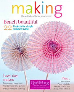 Making Magazine-Beach Beautiful